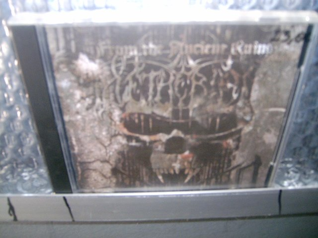 SETHERIAL from the ancient ruins CD 1998 BLACK METAL