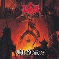 UNLORD gladiator CD 2000 BLACK METAL