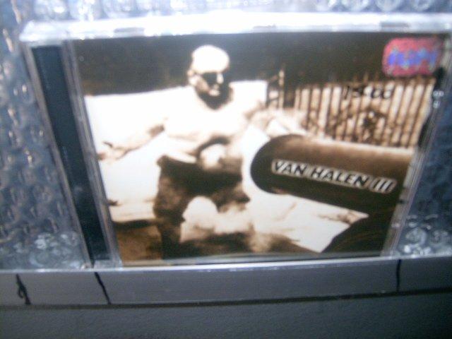 VAN HALEN 3 CD 1998 HARD ROCK