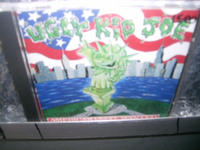 UGLY KID JOE america's least wanted CD 1992 ALTERNATIVE ROCK