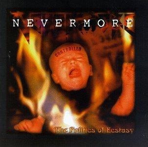 NEVERMORE the politics of ecstasy CD 1996 HEAVY THRASH METAL