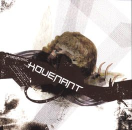 THE KOVENANT animatronic CD 2000 INDUSTRIAL METAL