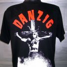 DANZIG  T SHIRT BLACK L  #2