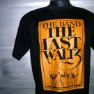 THE BAND  T SHIRT BLACK L
