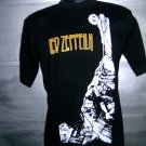 LED ZEPPELIN T SHIRT BLACK L
