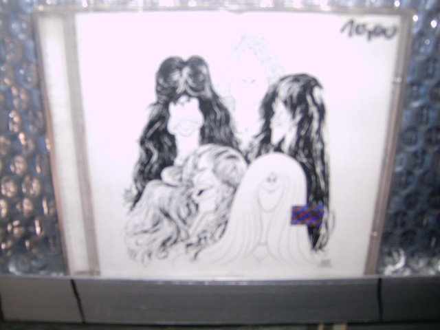 AEROSMITH draw the line CD HARD ROCK