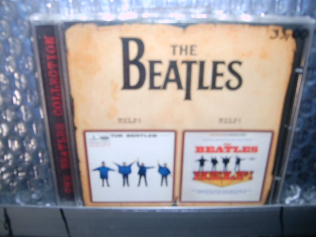 THE BEATLES  help CD 1965 ROCK