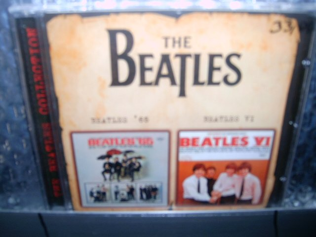 BEATLES '65 beatles VI CD 1964 1965 ROCK