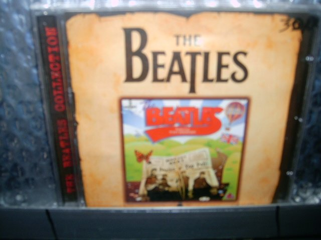 THE BEATLES featuring tony sheridan CD 1964 ROCK