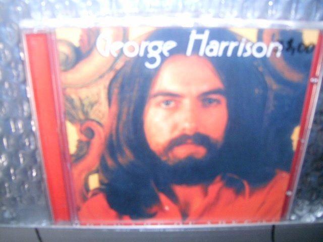 GEORGE HARRISON beware of abkco! CD 1994 ROCK