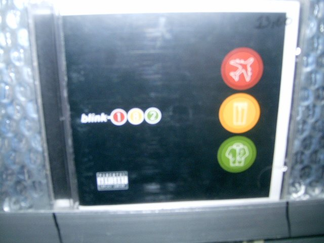 BLINK 182 take off your pants and jacket CD 2001 ROCK