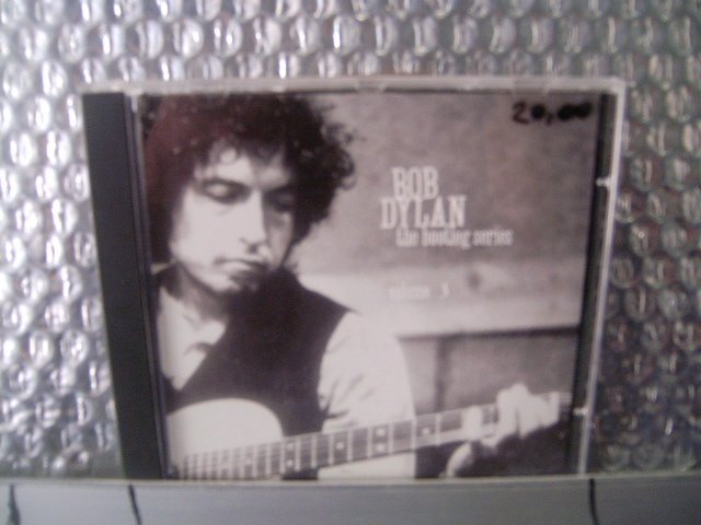 BOB DYLAN the bootleg volume III