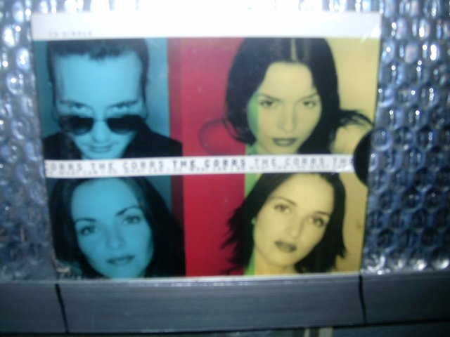 THE CORRS what can i do CD SINGLE 1999 FOLK/POP
