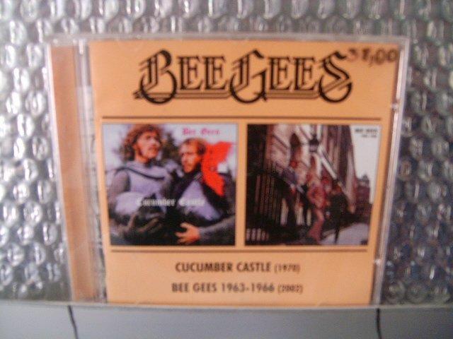 BEE GEES cucumber castle bee gees CD 1970 1963 - 1966