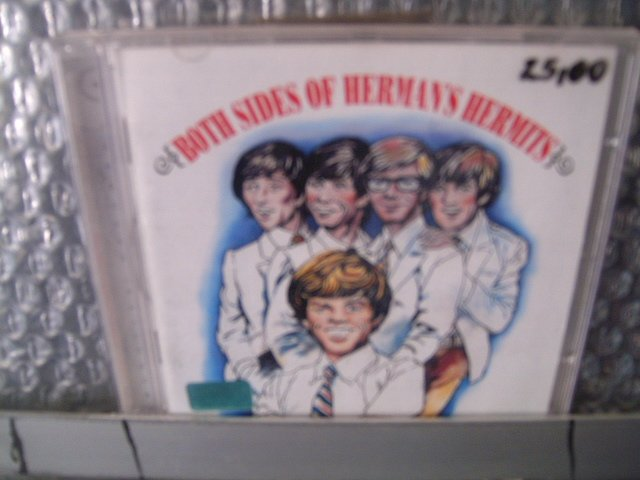 HERMAN'S HERMITS both sides of herman's hermits CD 2004 ROCK