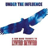 UNDER THE INFLUENCE a jam tribute to lynyrd skynyrd CD 2004 COUNTRY ROCK