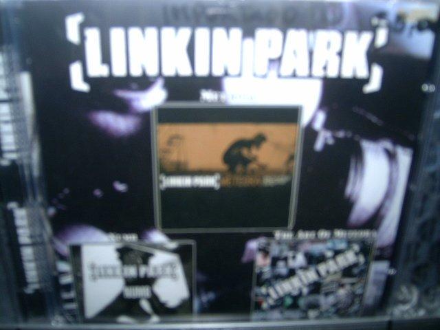 LINKIN PARK meteora numb CD 2003 POP NEW METAL