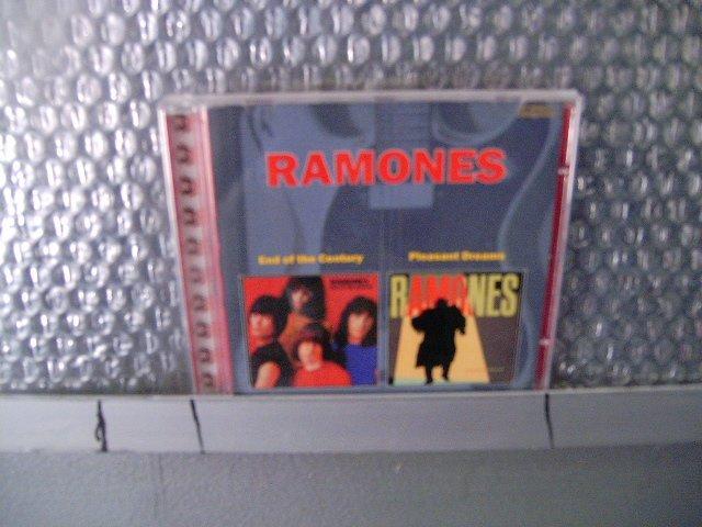 RAMONES end of the century pleasant dreams CD 1980 1981 PUNK ROCK
