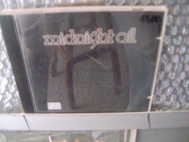MIDNIGHT OIL midnight oil CD 197? SURF MUSIC