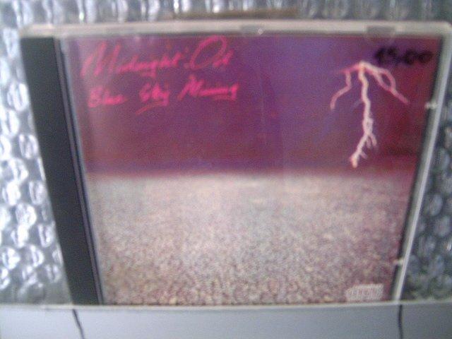 MIDNIGHT OIL blue sky mining CD 1989 SURF MUSIC