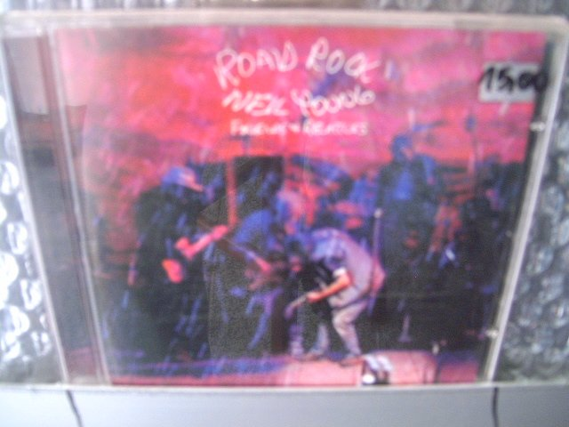 NEIL YOUNG road rock CD 2000 COUNTRY ROCK