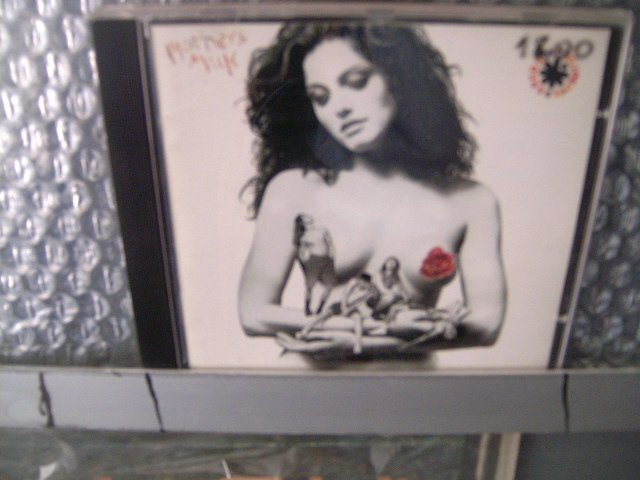 RED HOT CHILI PEPPERS mother's milk CD 1989 FUNK ROCK