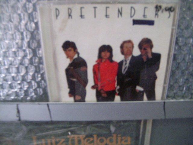 PRETENDERS pretenders CD 1980 POS PUNK