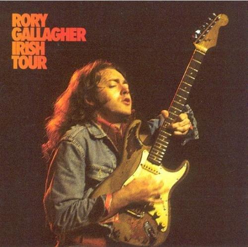 RORY GALLAGHER irish tour CD 1974 ROCK
