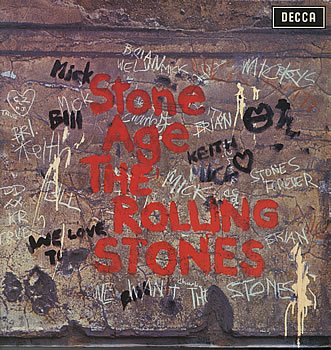 THE ROLLING STONES stone age + 9 bonus CD 1971 ROCK
