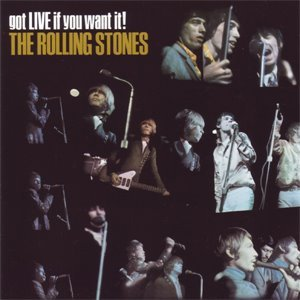 THE ROLLING STONES got live if you want it + 11 bonus CD 1966 ROCK