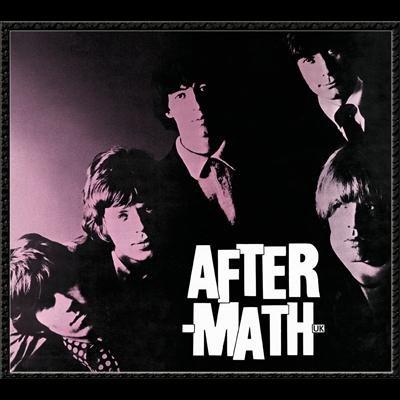 THE ROLLING STONES aftermath (uk) + 6 bonus CD 1966 ROCK