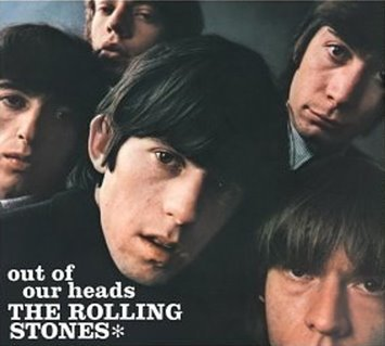 THE ROLLING STONES out of our heads (usa) + 11 bonus CD 1965 ROCK