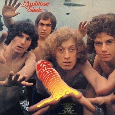AMBROSE SLADE beginnings CD 1969 GLAM ROCK