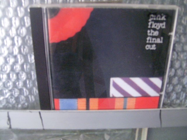 PINK FLOYD the final cut CD 1983 PROGRESSIVE ROCK