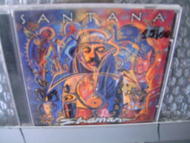 SANTANA shaman CD 2002 ROCK