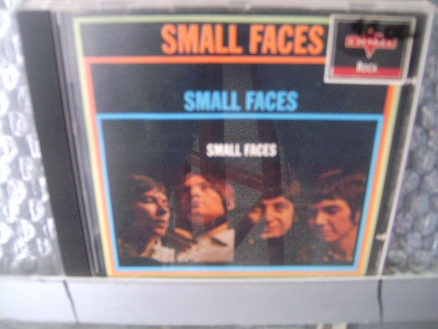 SMALL FACES small faces CD 1993 ROCK