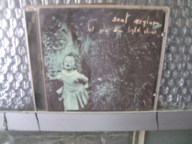 SOUL ASYLUM let your dim light shine CD 1995 ALTERNATIVE ROCK
