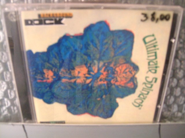 ULTIMATE SPINACH ultimate spinach CD 1968 ROCK