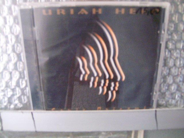 URIAH HEEP sonic origami CD 1998 ROCK