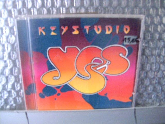 YES keystudio CD 2001 PROGRESSIVE ROCK