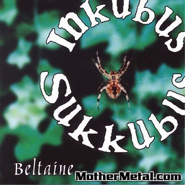 INKUBUS SUKKUBUS beltaine CD 1996 GOTHIC ROCK