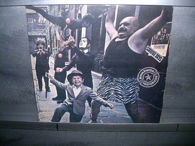 THE DOORS strange ways LP 1979 ROCK MUITO RARO VINIL