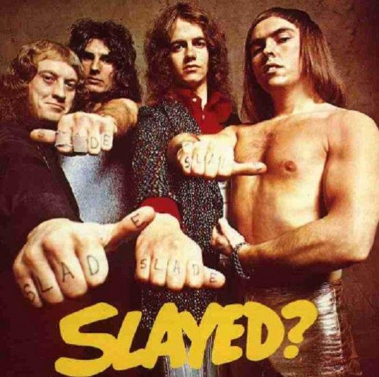 SLADE slayed ? CD FORMATO MINI VINIL 1972 GLAM ROCK