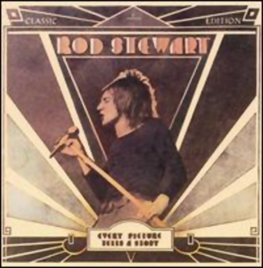 ROD STEWART every picture tells a story CD FORMATO MINI VINIL 1971 ROCK
