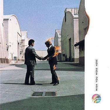 PINK FLOYD wish you were here CD FORMATO MINI VINIL 1975 PROGRESSIVE ROCK
