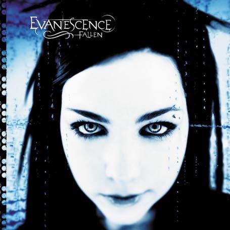 EVANESCENCE fallen CD 2003 POP ROCK