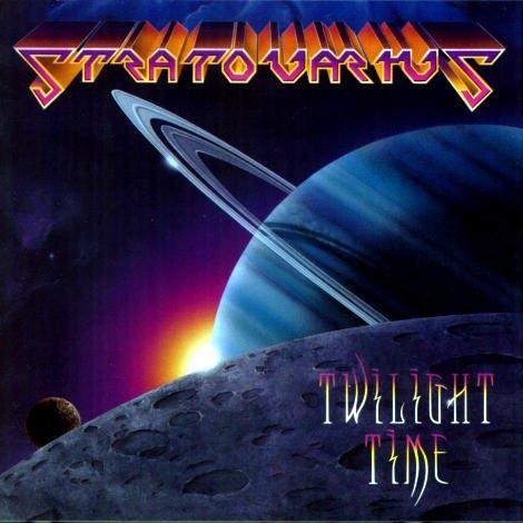 STRATOVARIUS twilight time 1994 MELODIC HEAVY METAL