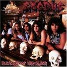 EXODUS pleasures of the flesh CD 1987 THRASH METAL