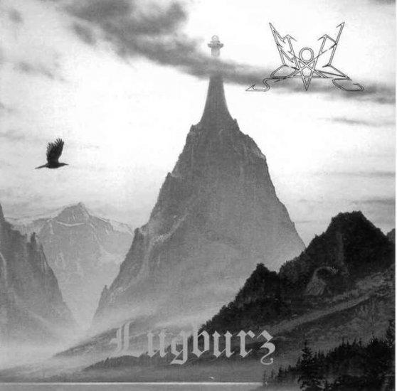 SUMMONING lugburz CD 1995 BLACK METAL