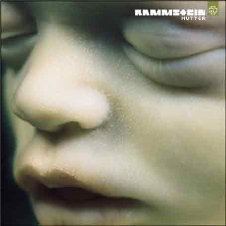 RAMMSTEIN mutter CD 2001 INDUSTRIAL METAL
